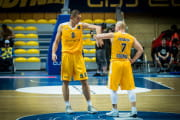 Krzysztof Szubarga z akcją sezonu. Trójmiejska koszykówka nagrodzona na Gali EBL