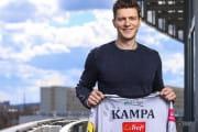 Lukas Kampa siatkarzem Trefla Gdańsk. Mistrz Polski na rozegraniu