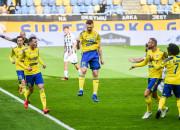 Arka Gdynia - Sandecja Nowy Sącz 3:0. Maciej Rosołek ustrzelił hat-tricka