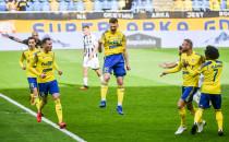 Arka Gdynia - Sandecja Nowy Sącz 3:0....