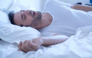 Bezdech senny zwiększa ryzyko ciężkiego przebiegu COVID-19