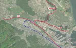 Wybrano trasę kolei na północ Gdyni