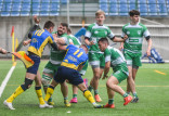 Ekstraliga rugby. 15. kolejka w cieniu aż sześciu dyskwalifikacji