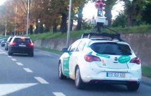 "Samochody Google ""aktualizują"" Trójmiasto"