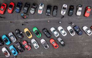 Zlot Porsche w Gdańsku. Przyjechało ponad 70 aut