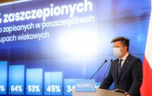 """Będzie loteria Narodowego Programu Szczepień. """"Wpłynie na zainteresowanie"""""""