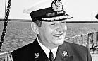 Nie żyje Ryszard Łukasik, były dowódca Marynarki Wojennej