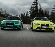 Weź udział w wirtualnych wyścigach i jazdach testowych BMW M3 i M4