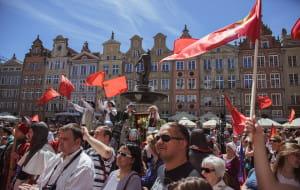 Gdańsk rozdaje flagi z okazji święta miasta