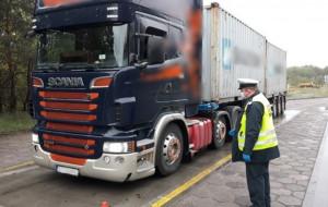 Stłuczki ciężarówek paraliżują obwodnice. Brakuje miejsc do ich kontroli
