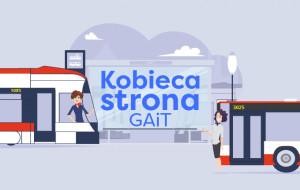 """""""Kierowczyni i motornicza poszukiwana"""". GAiT uruchamia stronę dla pań"""