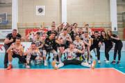 Trefl Gdańsk z brązem mistrzostw Polski juniorów. Michał Winiarski wspierał siatkarzy