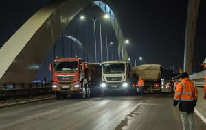 W nocy z poniedziału na wtorek całkowite zamknięcie wiaduktu Biskupia Górka