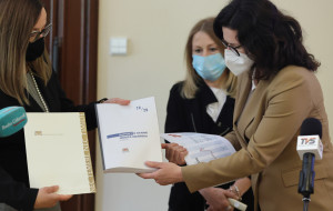Raport o stanie Gdańska złożony w Radzie Miasta
