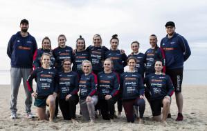 Klubowe mistrzostwa Europy w piłce ręcznej na plaży. SAS Gdańsk leci po medal