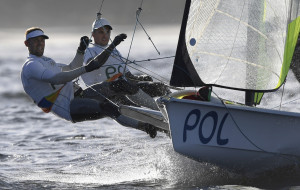 Igrzyska olimpijskie. Łukasz Przybytek i Paweł Kołodziński popłyną w Tokio