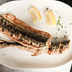 Jemy na mieście: Tawerna Orłowska - smaczna ryba z widokiem na morze