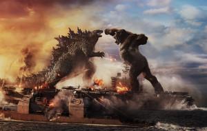 """Demolka w XXL. Recenzja filmu """"Godzilla vs. Kong"""""""