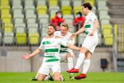 Lechia Gdańsk ogranicza do minimum ryzyko nietrafionego transferu