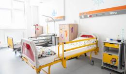 Nowa pediatria w gdyńskim szpitalu.