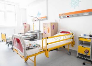 """Nowa pediatria w gdyńskim szpitalu. """"W tydzień trafiło tu już 50 małych pacjentów"""""""