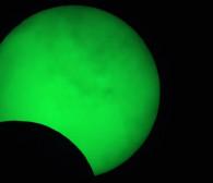 Częściowe zaćmienie Słońca za nami. Zdjęcia czytelników