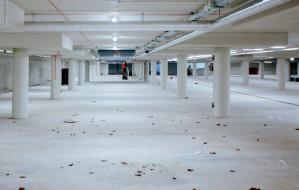 Gdynia: parking podziemny na 140 aut prawie gotowy