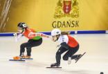 Short track. Mistrzostwa Europy i dwukrotnie mistrzostwa świata juniorów w Gdańsku