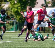 Ekstraliga rugby. Ogniwo Sopot, Lechia Gdańsk i Arka Gdynia grają o ważne punkty