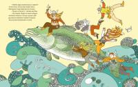 """Niezwykłe morskie opowieści w książce dla dzieci pt. """"Skok przez Bałtyk"""""""