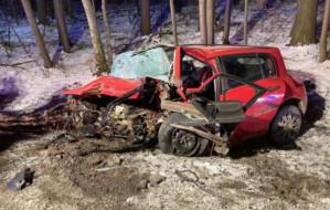 Kierowca, który uderzył w auto Piotra Świąca, był pod wpływem narkotyków