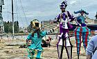 Kolorowy festiwal cyrkowy w Stoczni Cesarskiej