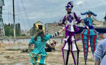 Kolorowy festiwal cyrkowy w Stoczni...