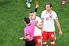 Polska - Słowacja 1:2 w Euro 2020
