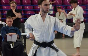 Mateusz Prondziński i Julia Daniszewska. Trójmiejskie medale w dwóch stylach karate
