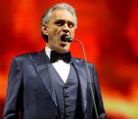 Andrea Bocelli zaśpiewa w Ergo Arenie