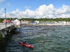 Lotto Challenge Gdańsk Triathlon 19-20 czerwca. Będą utrudnienia w ruchu ulicznym
