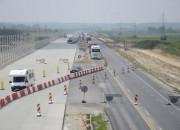Nowy odcinek autostrady A1 w centrum Polski