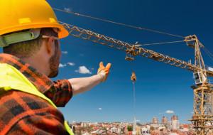 Kontrola pracy na żurawiach wieżowych. Inspektorzy ruszają na budowy