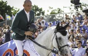 CSIO 5* Sopot Horse Show 2021. Niemcy zdobyli Puchar Narodów. Żar lał się z nieba
