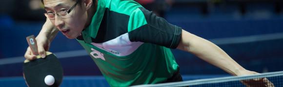 Tenis stołowy. Zmiana lidera w AZS AWFiS Balta Gdańsk. Teraz  Wang Zengyi