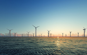 Petrobaltic chce stawiać farmy wiatrowe na Bałtyku