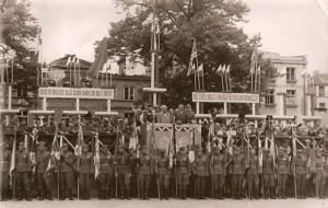 Pierwsze po wojnie Święto Morza. Manifestacje z urnami w tle
