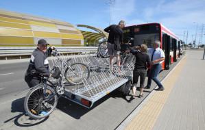 Rowerowy autobus i roszady w rozkładzie. Od soboty zmiany w komunikacji miejskiej