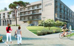 Największy hotel SPA na Pomorzu powstaje w Sopocie