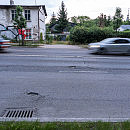 Niepodległości w Sopocie otrzyma nową nawierzchnię. Najpierw wymiana wpustów