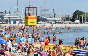 Kąpieliska oficjalnie otwierane. Dokąd na strzeżone plaże w Trójmieście?