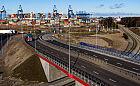 Wielka inwestycja drogowo-kolejowa w porcie zakończona