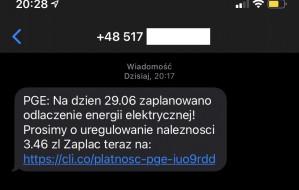 Zapłać 3 zł albo odłączą prąd. Nowa metoda oszustów