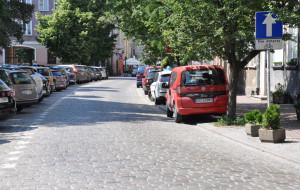 Trudniej o wjazd do gdańskiego śródmieścia